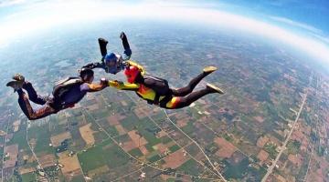 10天200跳,USPA跳伞A证训练营的苦与乐|野孩子跳伞公开课回顾