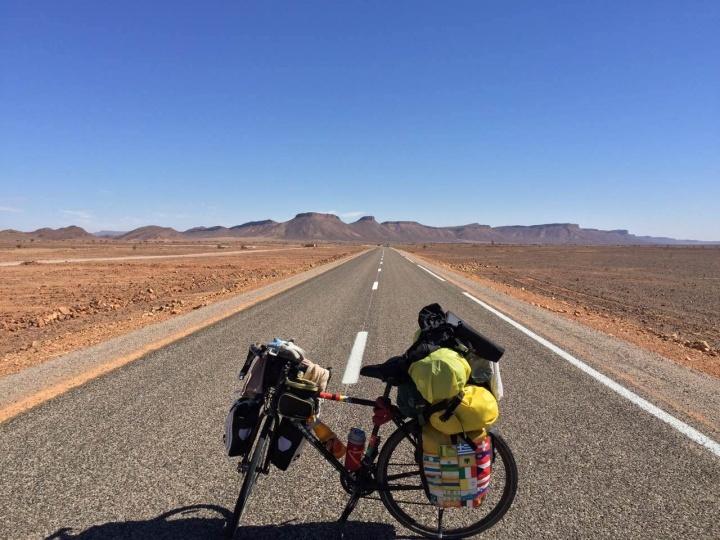 为什么在49岁骑车环游世界|野孩子在线公开课回顾